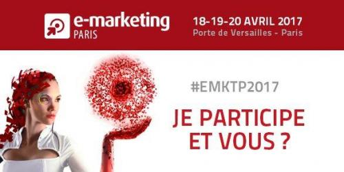 Salon du e-marketing 2017