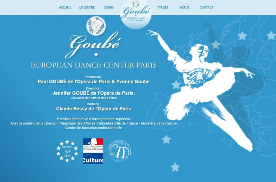 European Dance Center Paris Goubé